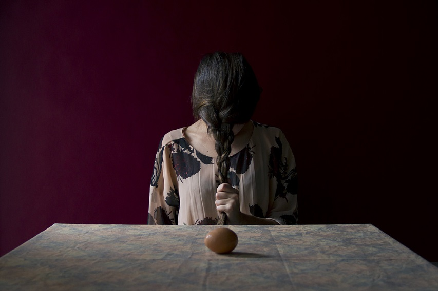 Andrea Torres Balaguer - Egg Table, Mesmerize Series, minus37