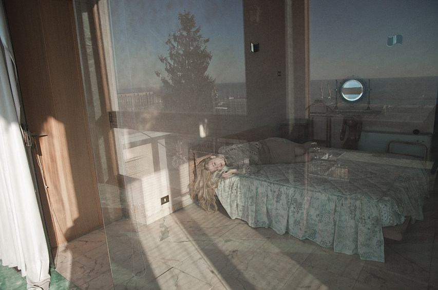 Cristina Coral - Inside Outside series