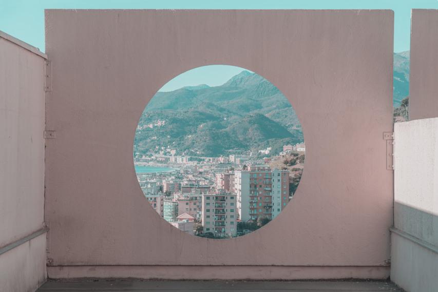 Luca Abbadati - Belafonte, Await Series, minus37