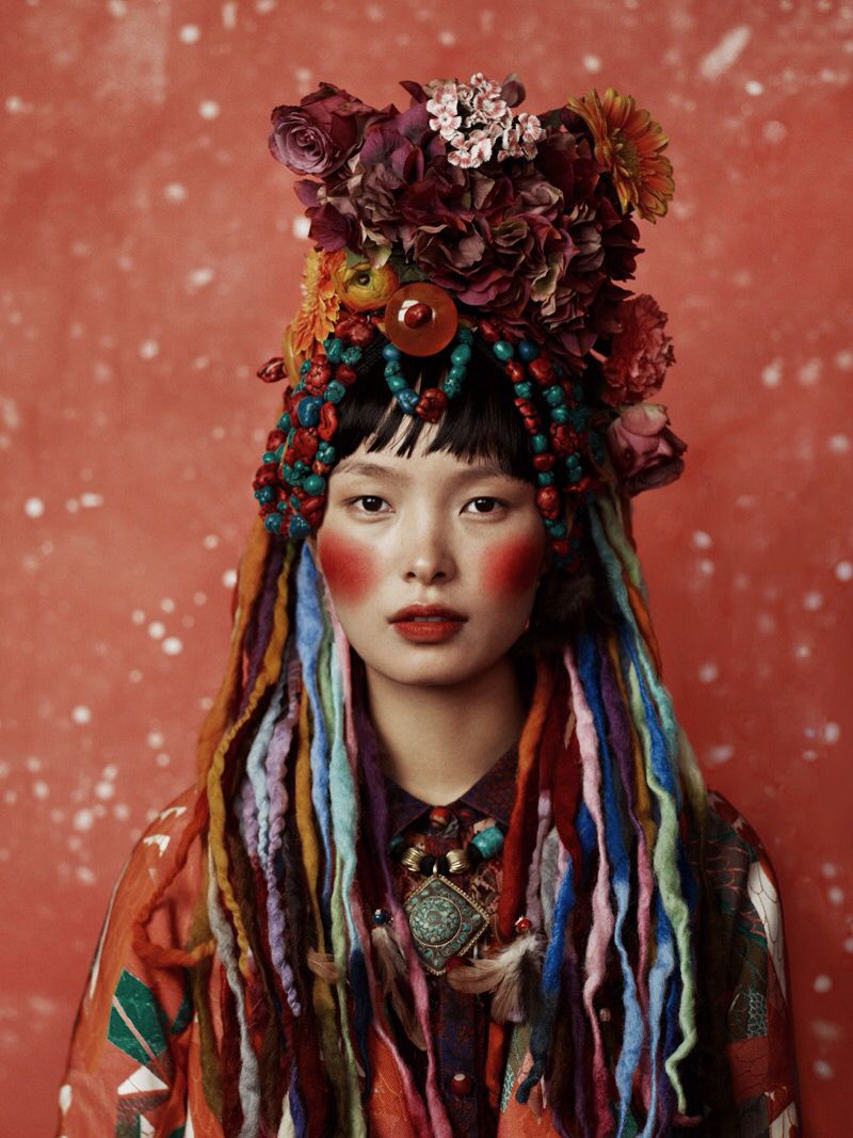 Kiki Xue - Fashion portraits, minus37 (8)