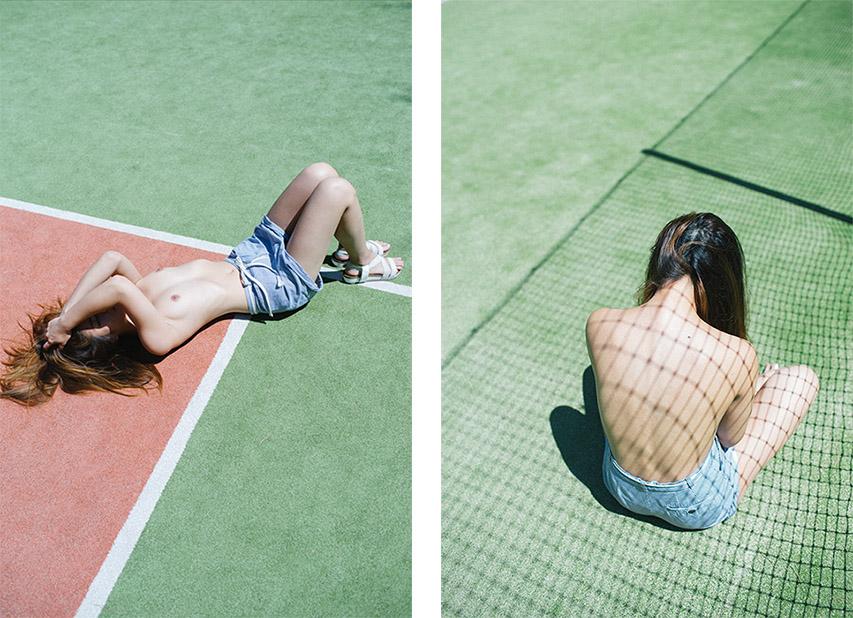 Valentin Chenaille - Untitled, minus37
