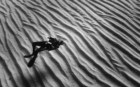 Anuar Patjane Floriuk - Untitled, Underwater Realm series (detail), minus37