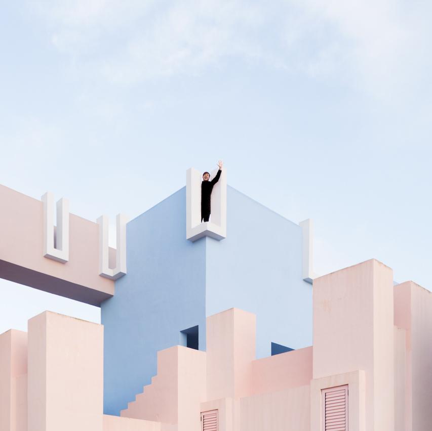 Daniel Rueda & Anna Devis - Pantone Maze
