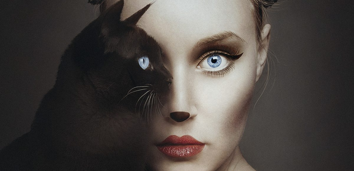Flora Borsi - Animeyed (Self-Portraits, detail), minus37