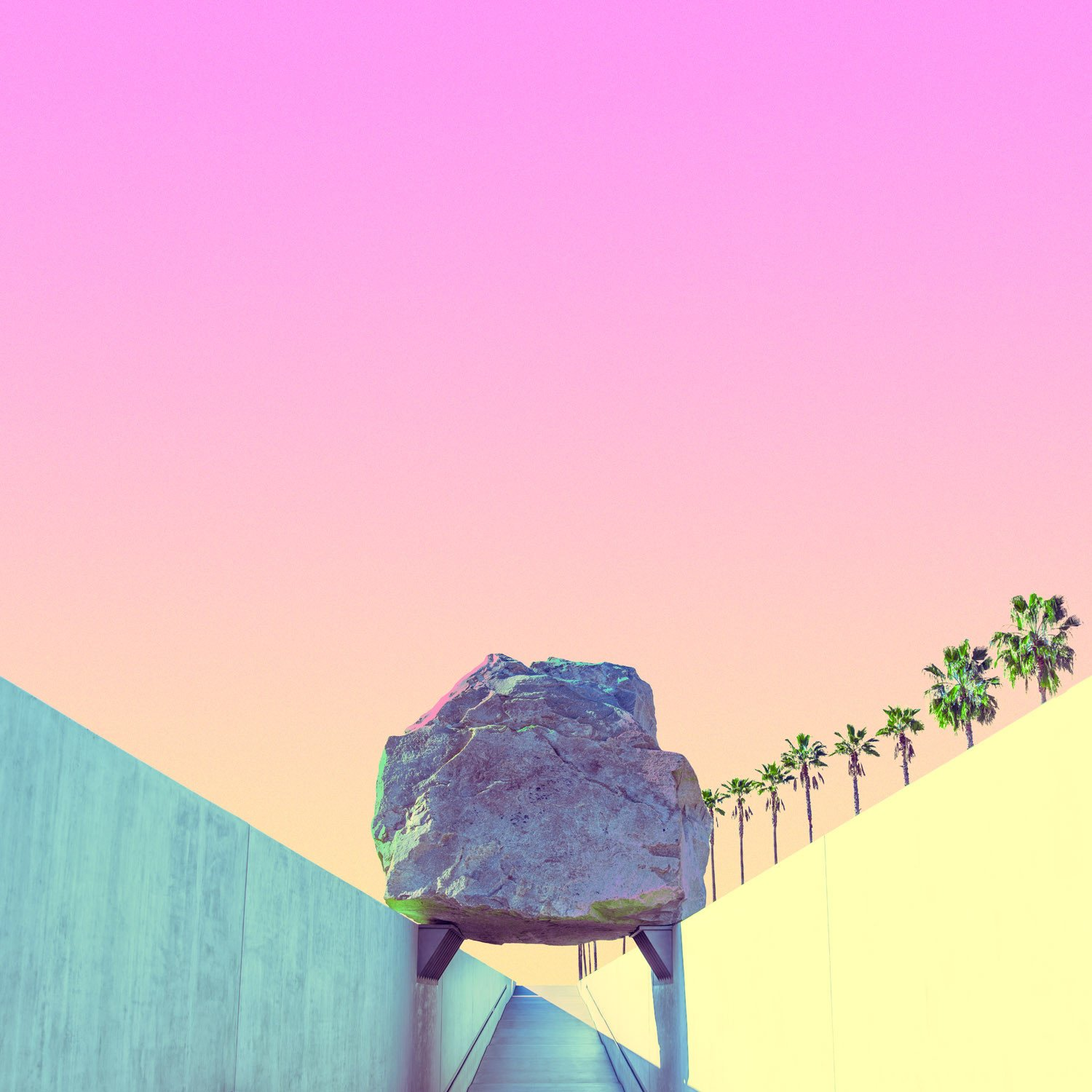 Matt Crump - Levitated Mass, minus37