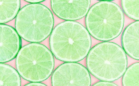 Matt Crump - Limes (detail), minus37