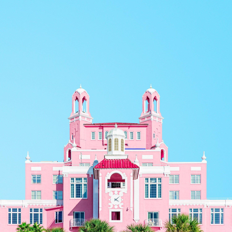 Matt Crump - Pink Palace, minus37