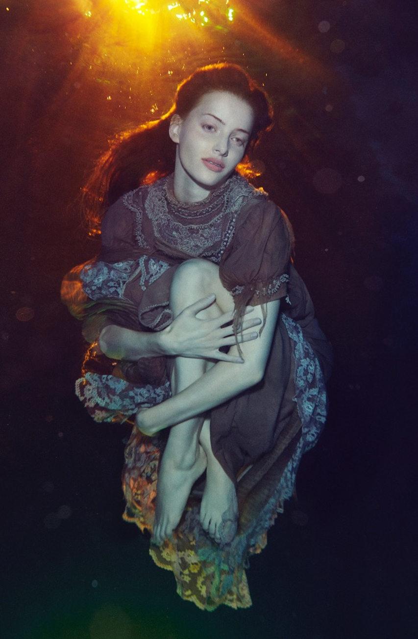 Rebecca Handler - Claire, Underwater Series, Minus37