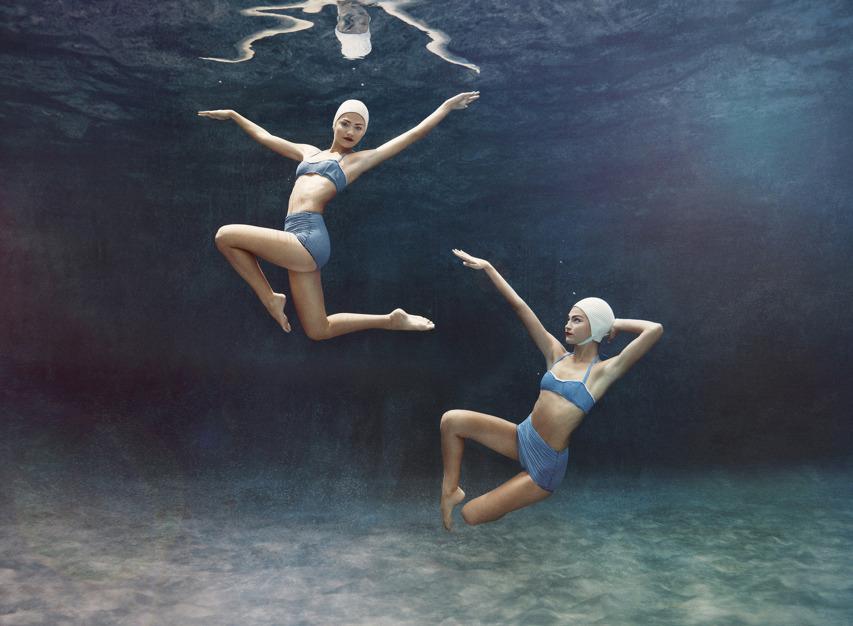Rebecca Handler - Day 2, Underwater Series, Minus37