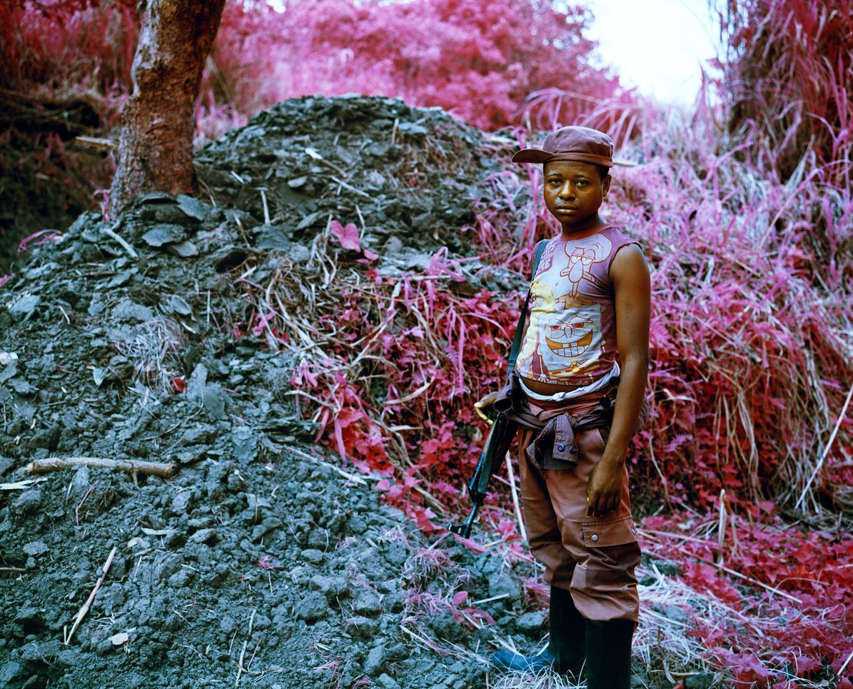 Richard Mosse - Growing up in public