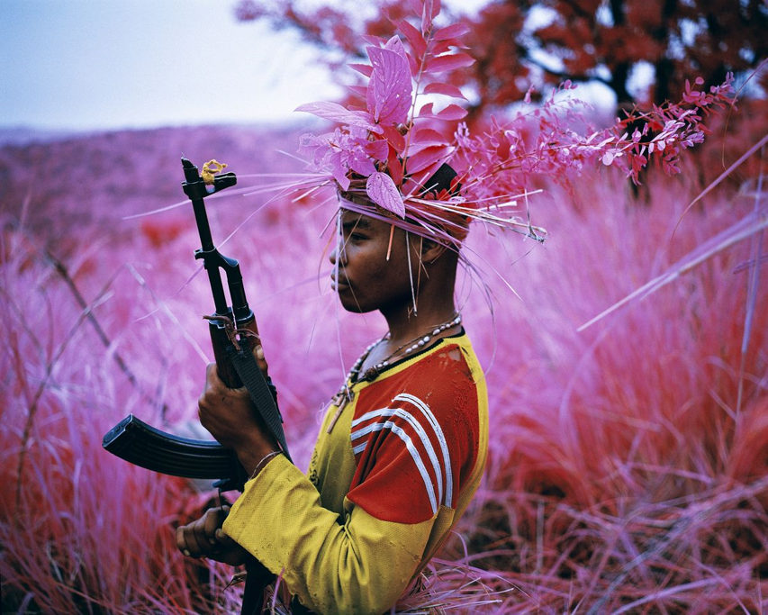 Richard Mosse - Safe from harm