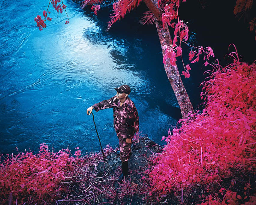 Richard Mosse - The partisan