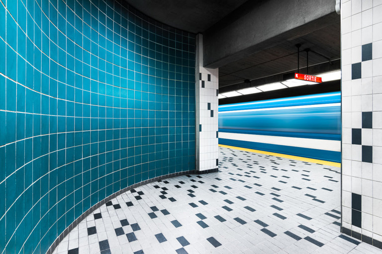Chris M. Forsyth - Champ-de-Mars, Montreal, The Metro Project, minus37