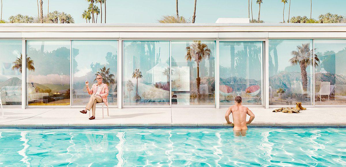 Dean West - Palm Springs II (detail), 2015, minus37