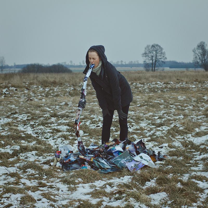 Michal Bieganski - Conceptual series, 2012, minus37